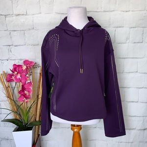 NWT Nike Womens Boutique Pull Over Hoodie Womens M